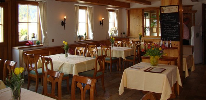 Golfrestaurant Ellmau